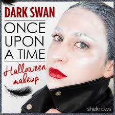 pin dark swan makeup