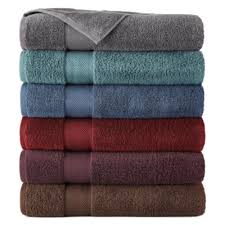 Liz Claiborne MicroCotton Bath Towels JCPenney