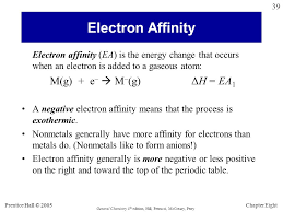 Electron Configurations, Atomic Properties, and the Periodic Table ...