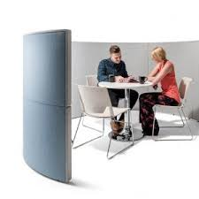 office pod furniture. half circle office pod system furniture