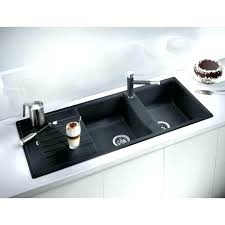black kitchen sinks kitchen sinks black kitchen sink composite granite double black cast iron kitchen sinks