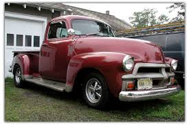 1954 Chevy Pickup | Side View Mirrors