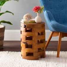 small side tables that radiate modern