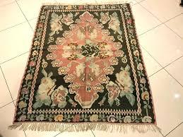 small kilim rug small pink rug small rug rug wool pastel 156x200 cm small rugs small small kilim rug