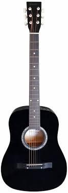 <b>Акустическая</b> гитара <b>Terris</b> TF-380A BK