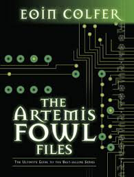 the artemis fowl files artemis fowl 0 5 1 5 other editions enlarge cover