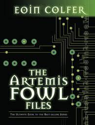 the artemis fowl files artemis fowl 0 5 1 5
