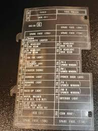 help locating cigarette lighter fuse honda tech with 2000 honda 2000 Civic Fuse Box back to post 2000 honda civic fuse box diagram 2000 civic fuse box diagram