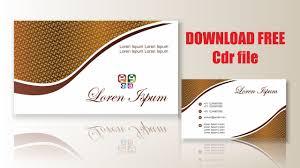 Corel Design Free Download Visiting Card Design Cdtfb Corel Draw In Hindi Urdu