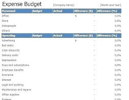 Monthly Expense Tracker Excel Personal Expenditure Template Budget Excel South Africa