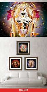 the following artworks are a collection of beautiful african wall art and african home decor ideas