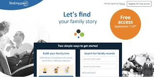 Findmypast Announces Free Access Weekend September 7 10