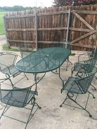 iron patio furniture. Salterini, Iron Patio Furniture, Wrought Iron, Patios, Courtyards Iron Patio Furniture