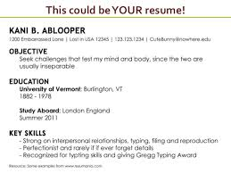 Make A Resume For Job How To Wright A Resume How To Write A Resume