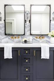 top 70 best bathroom backsplash ideas