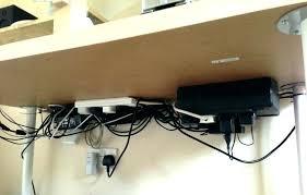 office desk cable management. Desk Cable Management Large Image For Best Computer Inside Design 10 Office