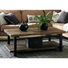 48 inch square coffee table inch square coffee table the gray barn inch metal and reclaimed wood coffee table