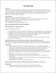 templet for resume resume for teaching position sample teaching resume first year