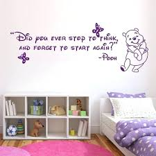 winnie the pooh wall art free hot ing the pooh wall sticker cartoon wall winnie the pooh wall art