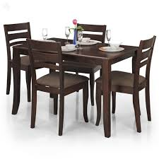royal oak victor four seater dining table set walnut amazon in home kitchen check more at homeideasx xyz dining table