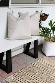 diy furniture west elm knock. Exellent Furniture DIY Furniture  How To Make An Outdoor Bench For Under 15 West Elm Knock Inside Diy West S