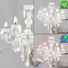 Dimmbar Lampe Fernbedienung Rgb Lüster Hänge Decken Leuchter