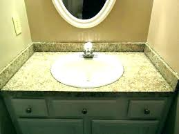 how to paint bathroom countertop refinish laminate counter tops i chalk painted can paint my bathroom