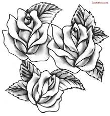 28 Collection Of Rose Vine Coloring Pages Drawing Of Roses With Vines