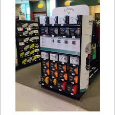Golf Ball Vending Machine Amazing Popon Image Gallery Callaway Golf Ball End Cap Display