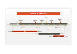 Project Timeline Excel 30 Timeline Templates Excel Power Point Word Template Lab