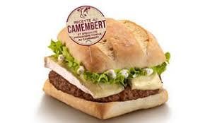 raclette burger mcdonalds