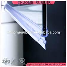 shower door bottom sweep with drip rail shower door bottom sweep with drip rail shower door