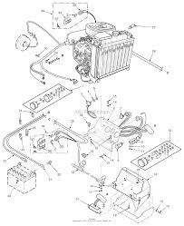 Scag stt61v 27ka turf tiger s n d7600001 d7699999 parts diagram rh jackssmallengines 1993 scag turf tiger wiring diagram scag turf tiger electrical