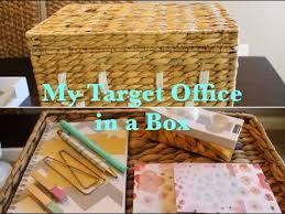 home office in a box. ♕My Target Office In A Box Home O