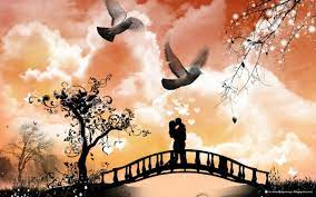 Px 桌面Backgrounds Romantic Love ...
