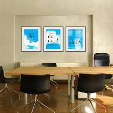 disney office decor. motivational poster with typography design for office wall decor disney