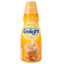 Zero sugar caramel macchiato coffee creamer. International Delight 32 Fl Oz Caramel Macchiato Coffee Creamer 12 Case