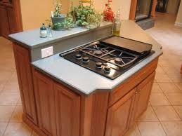Kitchen Islands With Stove Plain Kitchen Island With Stove Ideas Designs Pictures R On