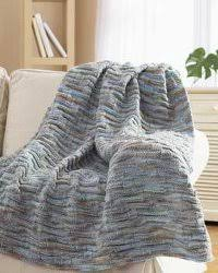 Chunky Knit Blanket Pattern Unique Easy Chunky Knit Blanket FaveCrafts