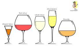 stemware types basic types of wine glasses via happy identify stemware types
