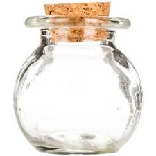 Glass jars with corks Cork Stoppers Hobby Lobby Flanged Glass Jar With Cork Stopper 50ml Hobby Lobby