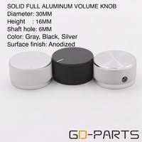 Solid <b>Aluminum</b> Knobs