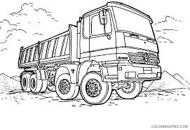 You will find coloring pages with such transportation on our website. Truck Coloring Pages Printable Coloring4free Coloring4free Com