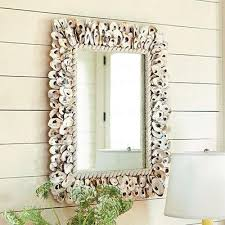 shell mirror european inspired home decor ballard designs