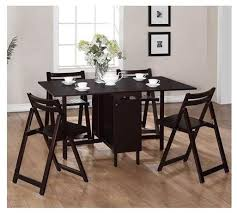 Enchanting Space Saving Dining Table Sets About Minimalist Space Saving Dining Table Sets