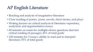 ap english literature and composition the exam ap english 3 ap