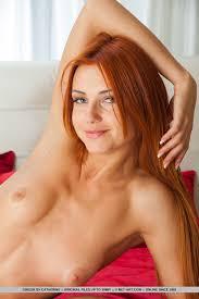Met art redhead abbie