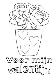Kleurplaten Valentijn