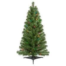 Crab Pot Trees 4 Ft IndoorOutdoor PreLit Incandescent Artificial Christmas Tree Without Lights