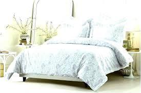 blue grey duvet black and white fl bedding light blue grey comforter com luxury sets duvet